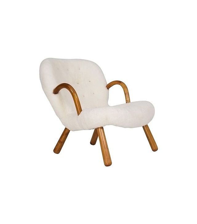 Philip Arctander Clam Chair