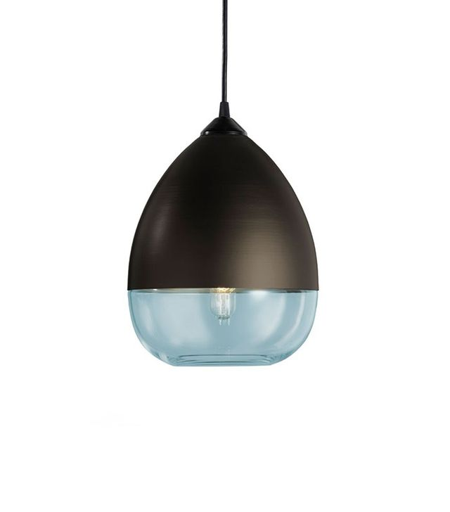 Hennepin Made Parallel Teardrop Pendant Light