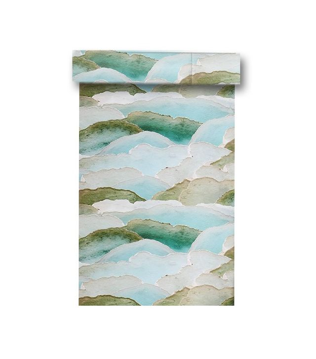 Anthropologie Cloud Cover Wallpaper