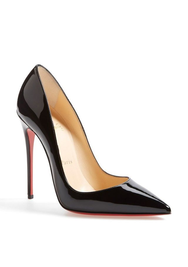 Christian Louboutin So Kate Pointy Toe Pump