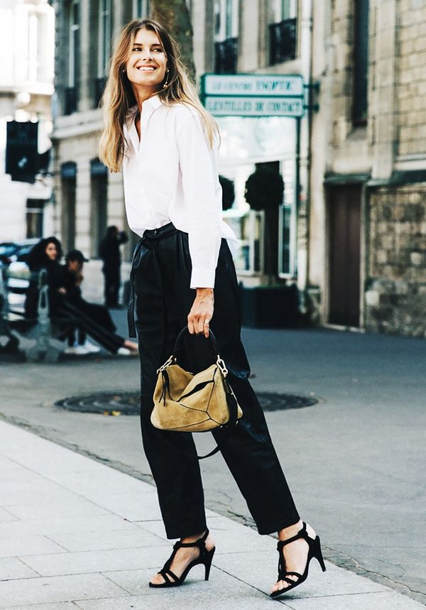 Pair It With Trousers for a Polished Ensemble