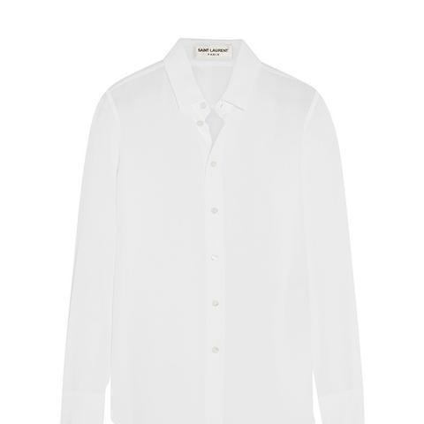 Crepe de Chine Shirt