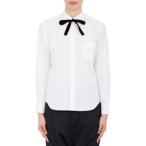 Girl Necktie Shirt