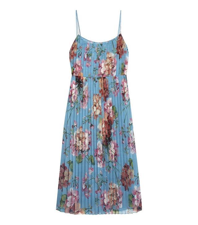 Gucci Pleated Dress