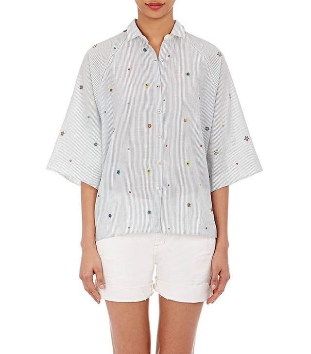 Pero Button-Front Shirt
