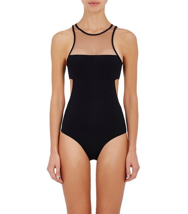 Alexander Wang Cutout-Back Swimsuit