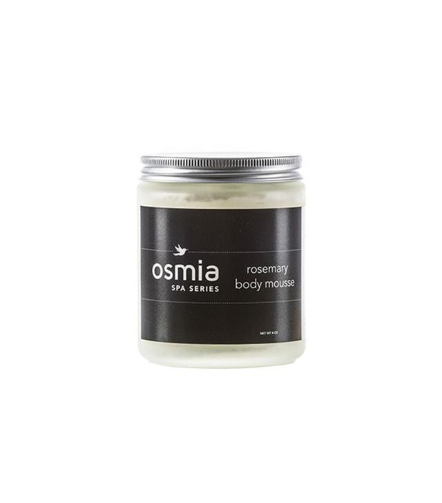 Osmia Organics Rosemary Body Mousse