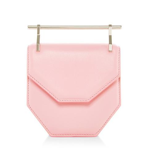 Mini Amor Fati Calf Leather Bag