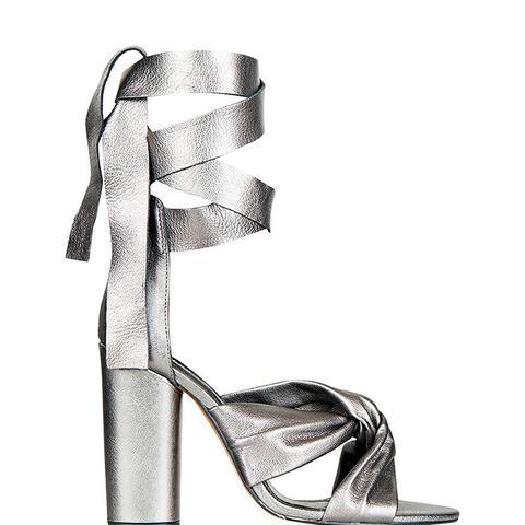 Rosa Knot High Sandals