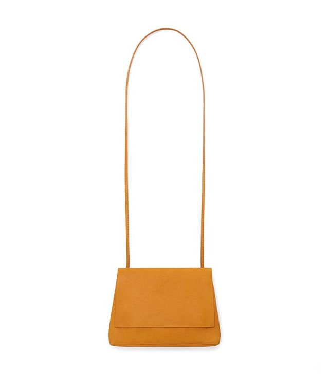 COS Soft Leather Shoulder Bag