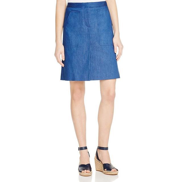 Tory Burch Denim Skirt