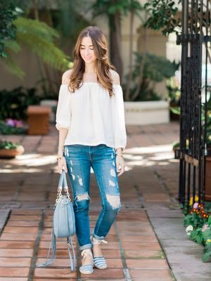 4 Easy Styling Tricks This L.A. It Girl Swears By
