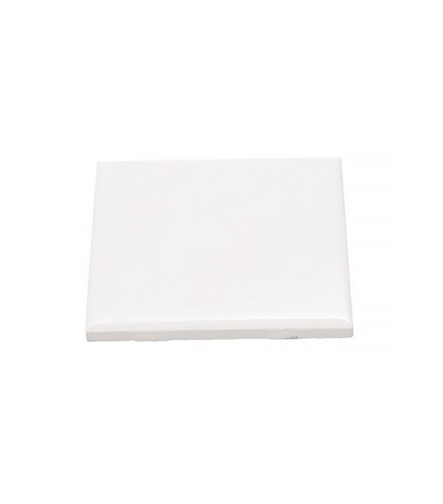 Home Depot Daltile Semi-Gloss White Ceramic Wall Tile
