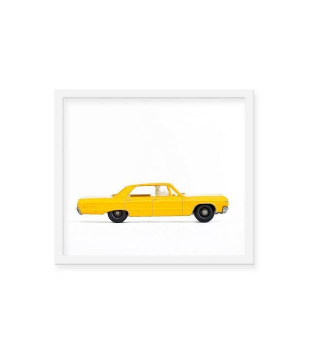 Leslee Mitchell Impala Artwork