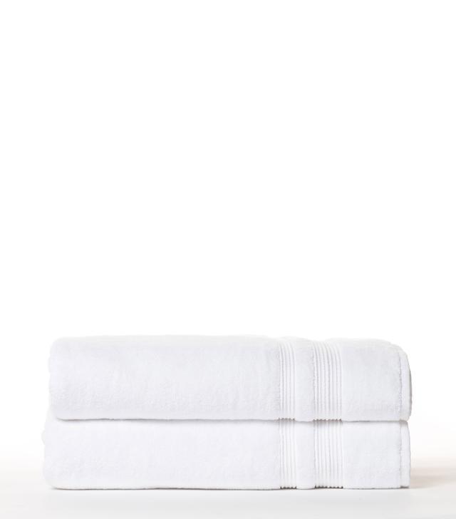 Parachute Classic Bath Sheet in White