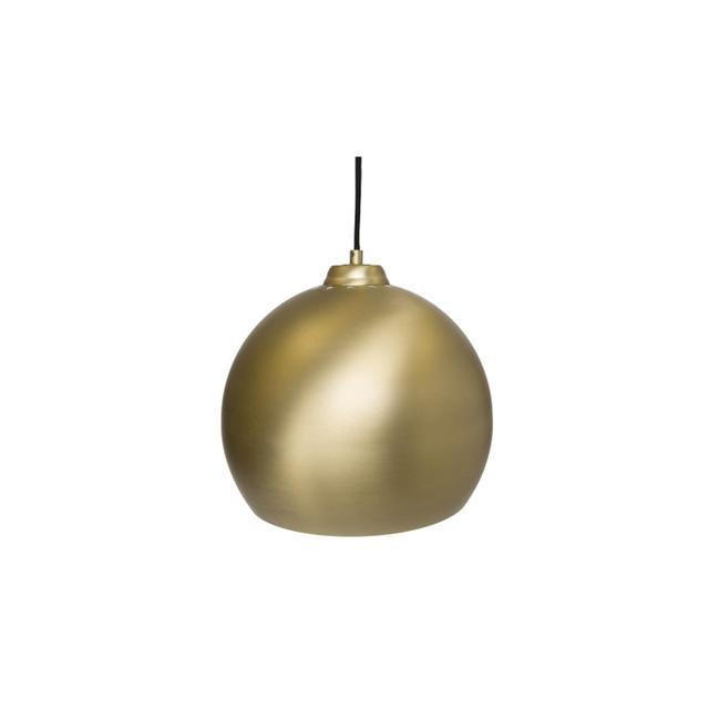 Freedom Orbit Ceiling Pendant 30cm in Brass Colour
