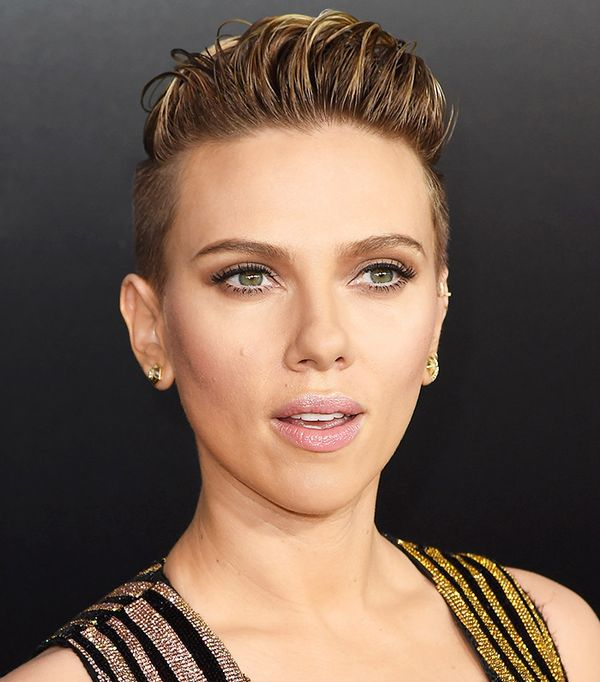 Scarlett Johansson Makeup - Celebrity Beauty Looks