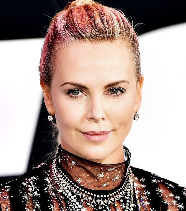 Charlize Theron Skin - Celebrity Beauty Looks
