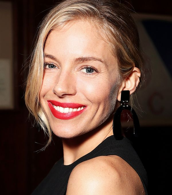 Sienna Miller Lipstick - Celebrity Beauty Looks