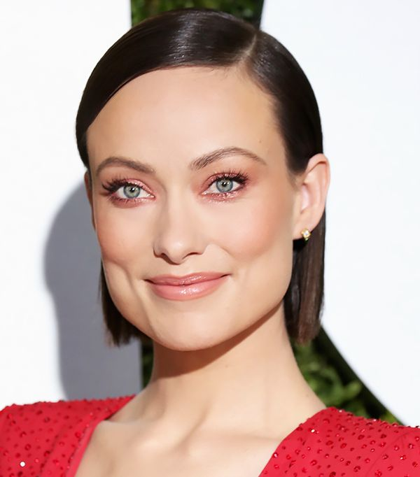 olivia wilde eye shadow - celebrity beauty looks