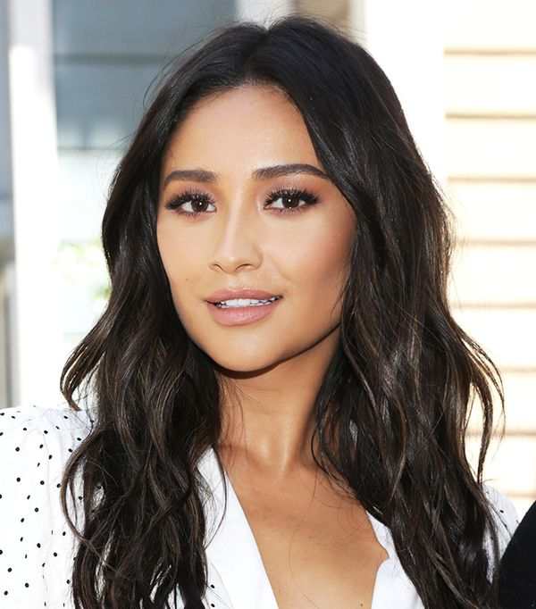 shay mitchell hair - celebrity beauty looks