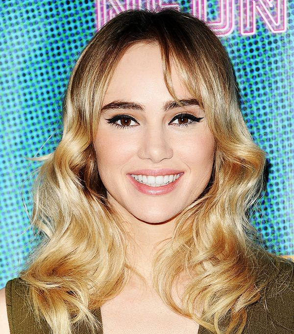 suki waterhouse makeup - celebrity beauty looks