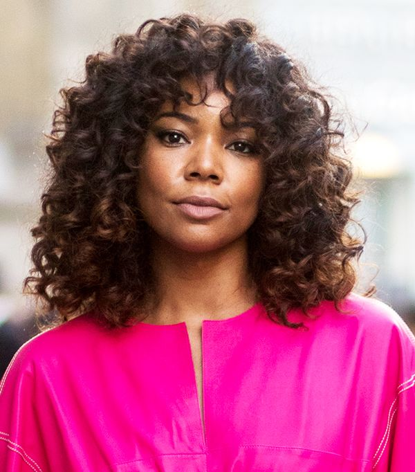 gabrielle union hair - celebrity beauty looks