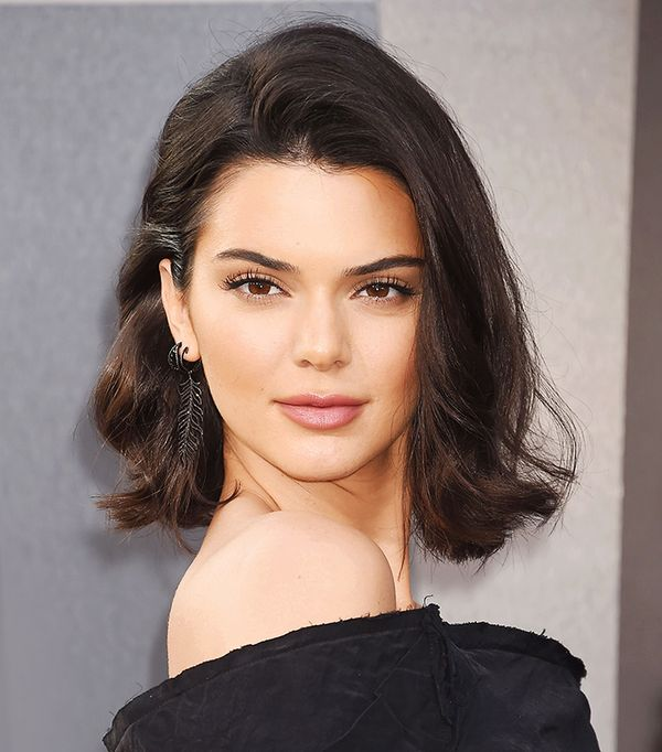 kendall jenner hair - celebrity beauty looks