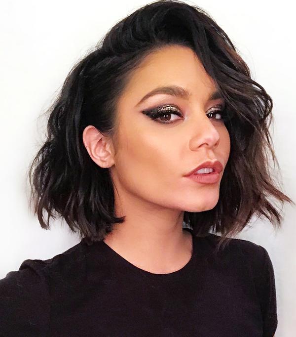 vanessa hudgens makeup - celebrity beauty looks