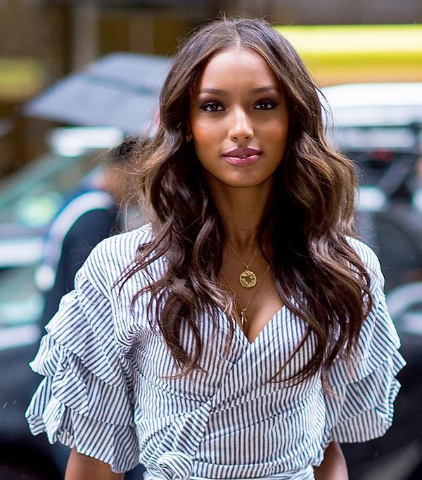 jasmine tooks hair - celebrity beauty looks