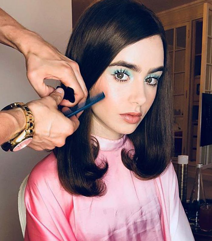 2044b0f47 The Best Celebrity Beauty Looks of the Week | Byrdie