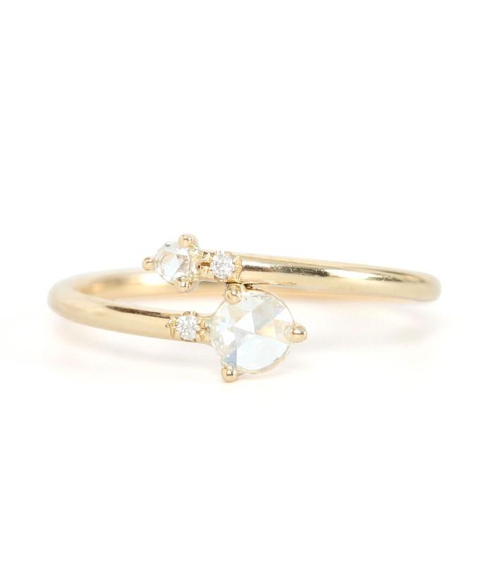 See MaryKate Olsens Stunning EngagementWedding Ring Combo Who