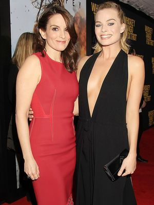 Margot Robbie and Tina Fey on Their Most Memorable Fashion Moments