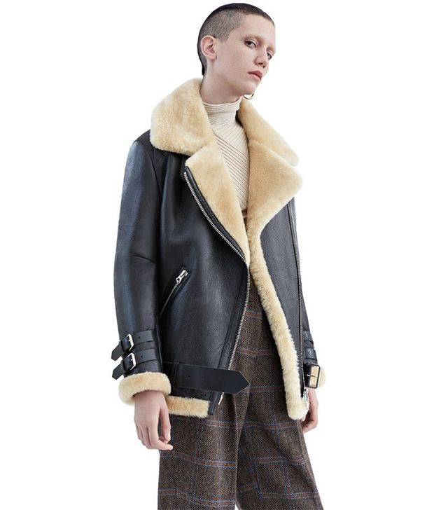 Acne Studios Velocite Black With Beige