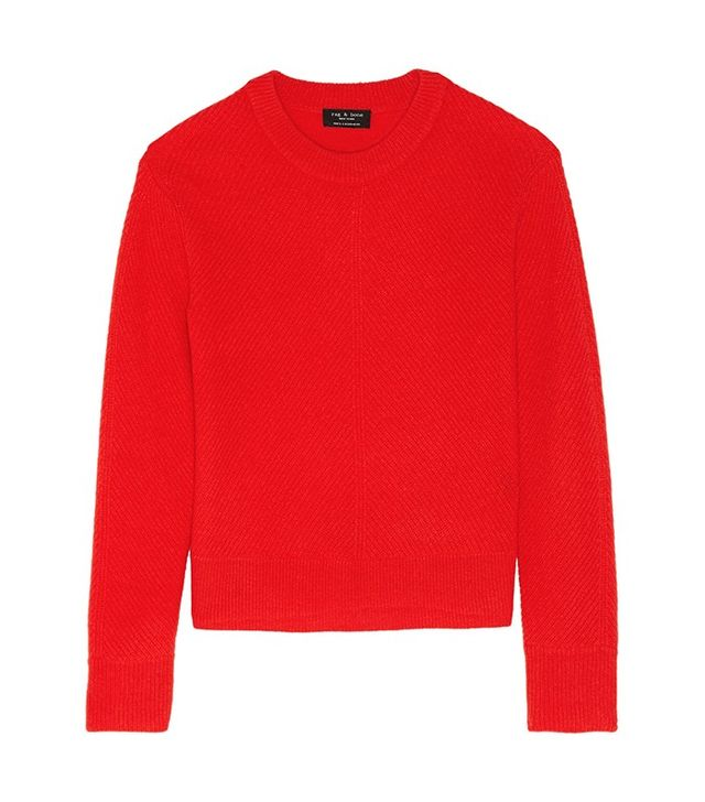 Rag & Bone Alexis Cashmere Sweater