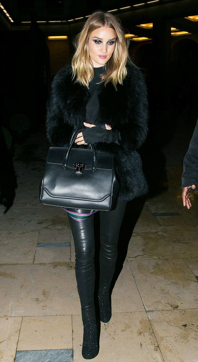 8 Celeb-Inspired Outfits for a (Freezing) Night Out