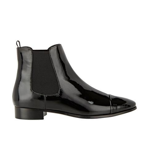 Cap-Toe Chelsea Boots