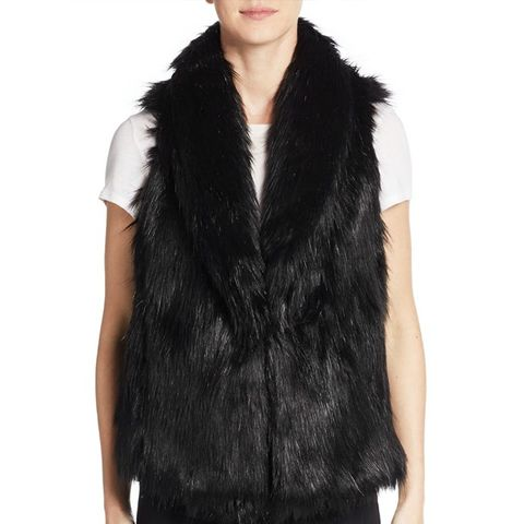 Emily Faux Fur Vest