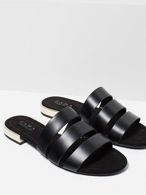 #TuesdayShoesday: 9 Chic Black Sandals