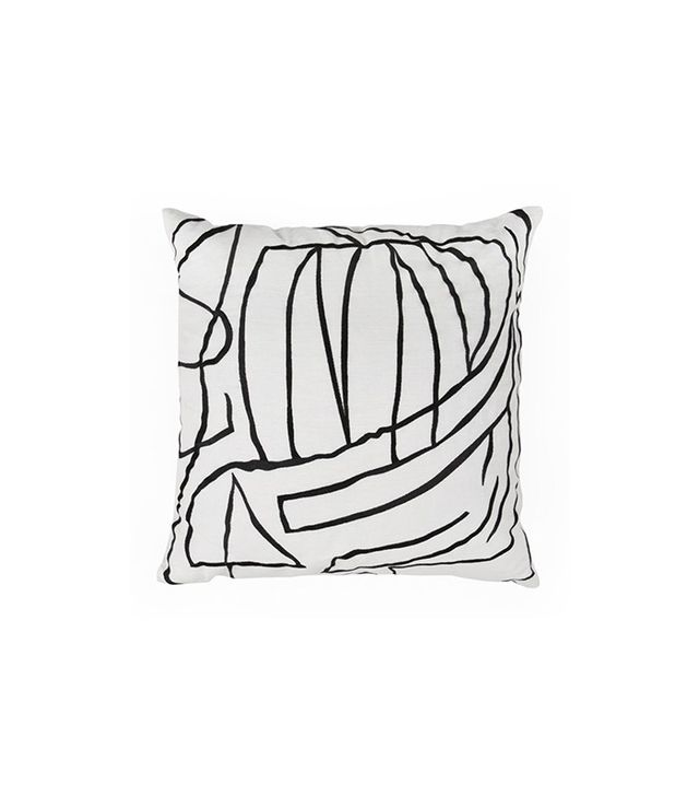 Kelly Wearstler Graffito Pillow