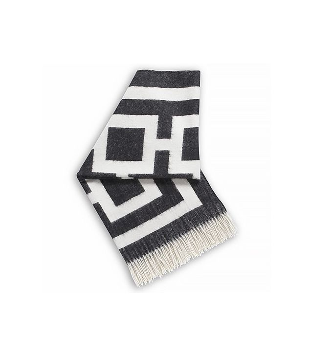 Jonathan Adler Nixon Alpaca Throw
