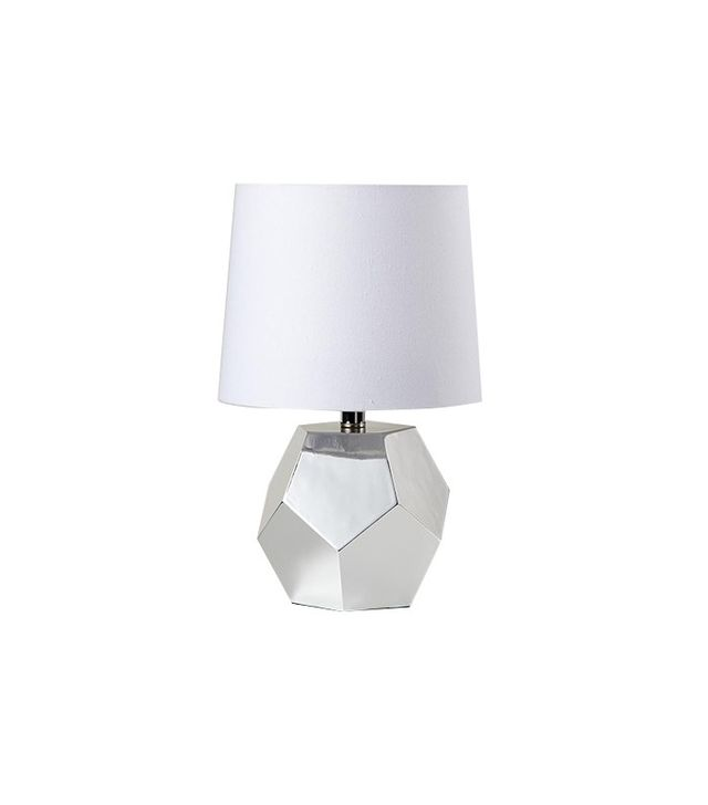 Land of Nod Between a Rock and a Table Lamp Base