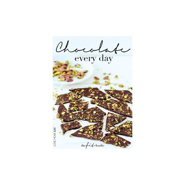 The Fit Foodie Chocolate Everyday eBook