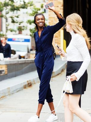 Get Excited: London Model Leomie Anderson Is Our New Columnist