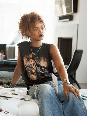 Stop Everything! Rihanna is Collaborating with Manolo Blahnik