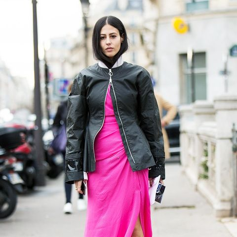 How To and What to Wear With a Bomber Jacket: Gilda Ambrosio