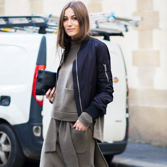 37 Outfits That Prove Your Bomber Jacket Is Still Well Worth Wearing