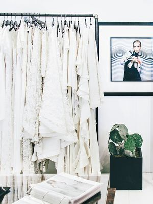 The Tricky Business of Selling Wedding Dresses