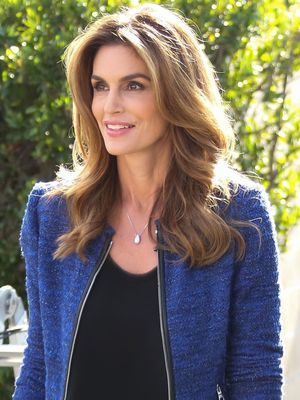 Surprise! Cindy Crawford Just Landed a Reality Show