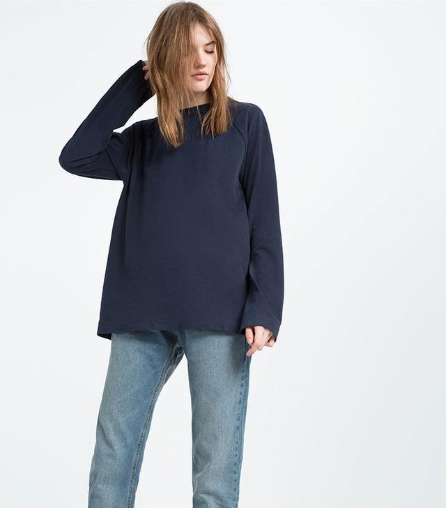 Zara Ungendered Top